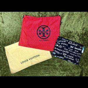 Louis Vuitton Bags - Louis Vuitton, Tory Burch, Kelly Wynne purse bags